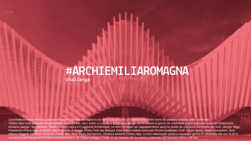 Challenge #ArchiEmiliaRomagna