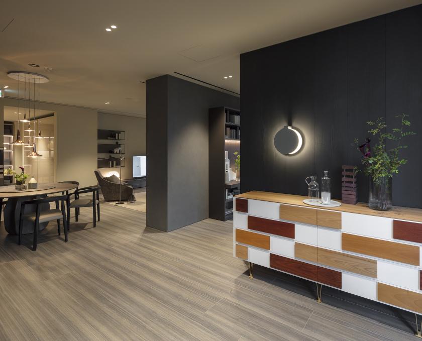 Molteni&C inaugura ad Osaka il nuovo Flagship Store