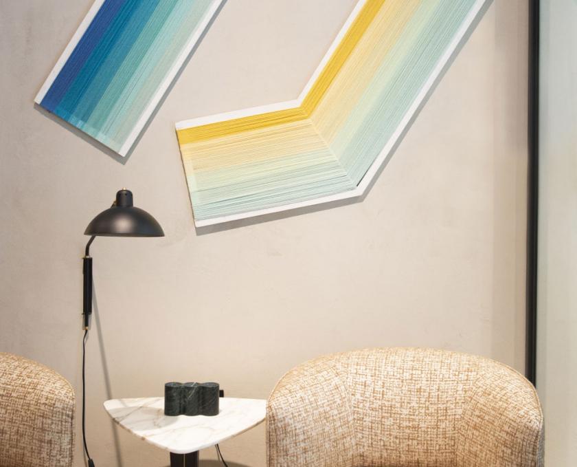 """Molteni&C con ELLE DECOR insieme per l'evento """"Art & Design in the Era of Modern Living"""""""