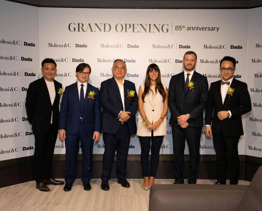 New Opening Molteni&C|Dada Hong Kong Flagship Store